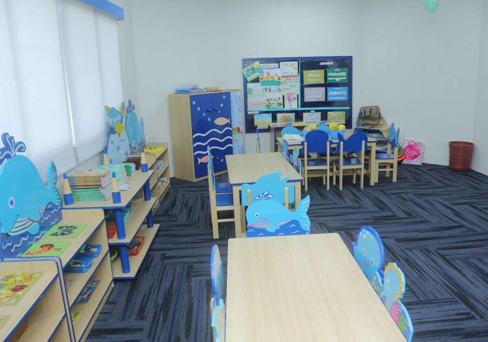 Fully Furnished Classes